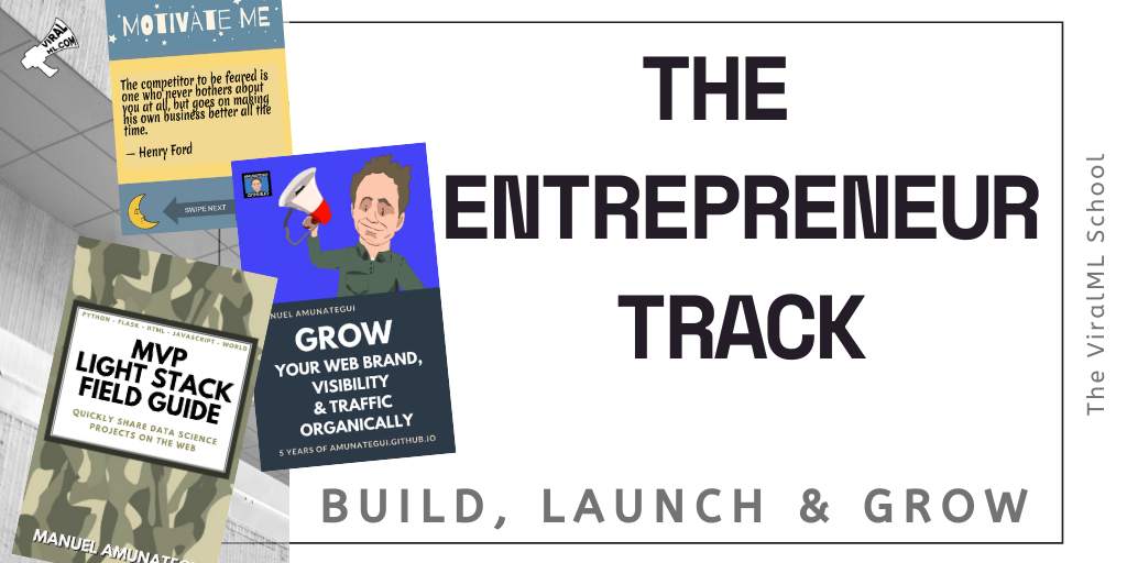 The Entrepreneur Track