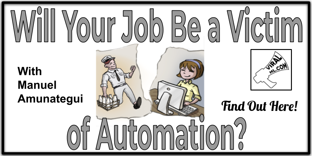 Jobs Victim to Automation