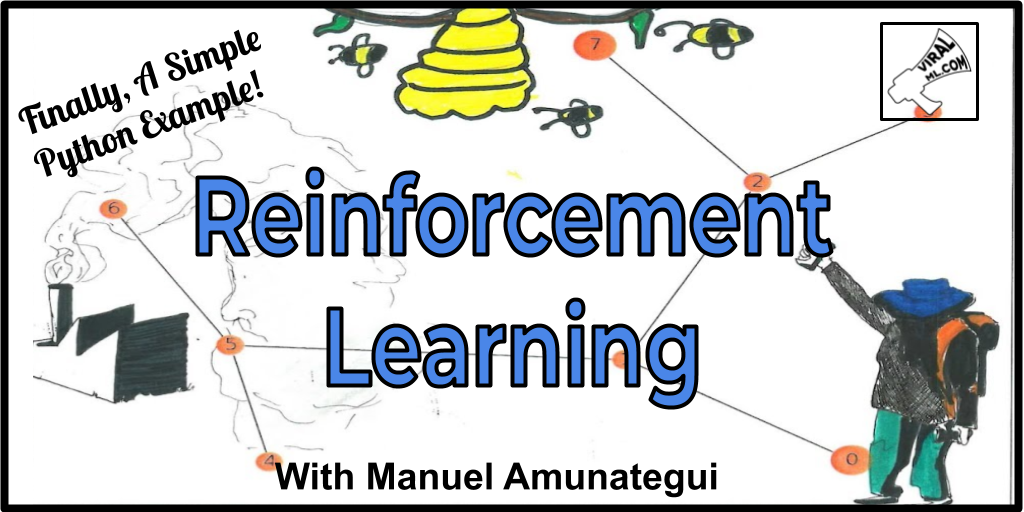 Reinfocrement Learning with Python