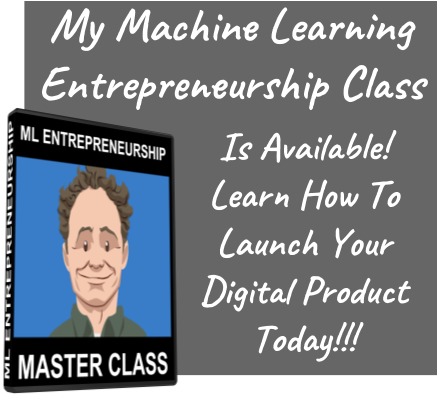Machine Learning Entrepreneurship - Master Class on Applied Data Science