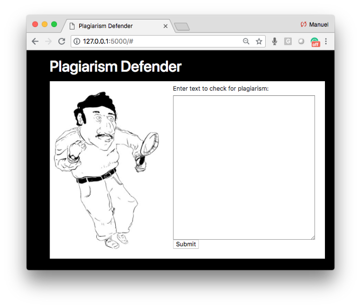 Machine Learning Project 1 - Plagiarism Defender