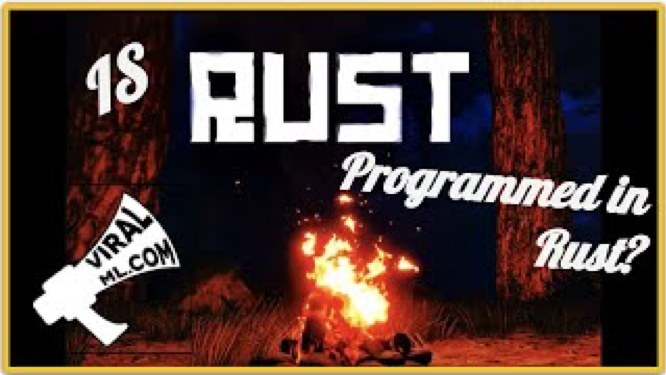 Is Rust Programmed in Rust
