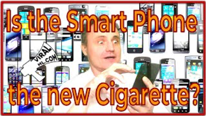 Is the Smart Phone the new Cigarette