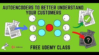Free Udemy Class: Using Autoencoders to Better Understand your Customers