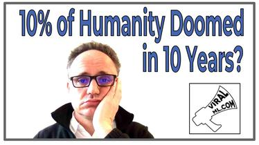 10% of Humanity Doomed in 10 Years? 800 Million to Lose Their Jobs