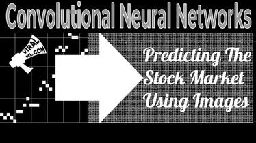 Convolutional Neural Networks And Unconventional Data - Predicting The Stock Market Using Images