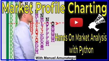 Price Action Through Market Profile - Hands On Market Analysis with Python