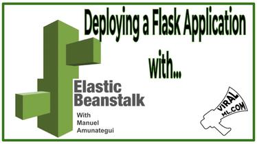 Deploying a Flask Application with AWS Beanstalk
