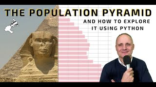 Free Udemy Class - Exploring Population Pyramids and Building Data Science Web Apps