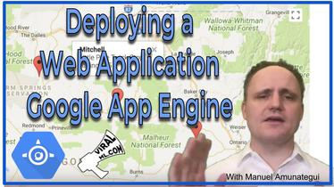 Deploying a Web Application on Google App Engine