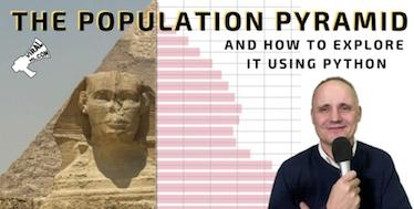 Let's Explore Population Pyramids of Past, Present and Future with Python, Matplotlib and Great Data