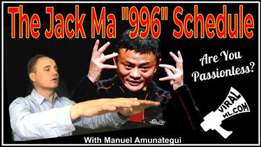 Not Working the Jack Ma 996 Schedule? Then You're Passionless!