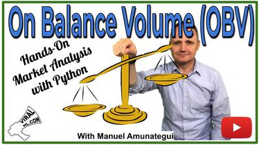 Let's Explore the On-Balance Volume Indicator - Hands-On Market Analysis with Python