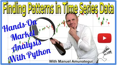 Finding Patterns and Outcomes in Time Series Data - Hands-On with Python